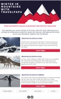 subject: Best Mountain Offers For Your Winter Vacation