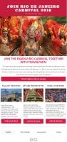 Join Rio de Janeiro Carnival 2018!